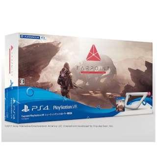 Farpoint PSVR シューティングコントローラー同梱版【PS4ゲームソフト(VR専用)】