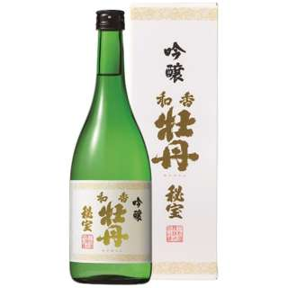 和香牡丹 秘宝 吟醸 720ml【日本酒・清酒】