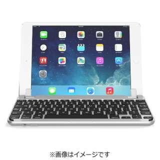 BRY5101 キーボード BRYDGE 7.9[iPad mini4用] Silver [Bluetooth /ワイヤレス]