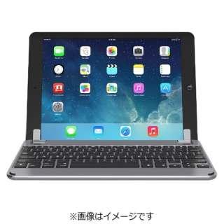 BRY1012 キーボード BRYDGE 9.7[iPad 9.7インチ / 9.7インチiPad Pro / iPad Air 2・1用] Space Gray [Bluetooth /ワイヤレス]