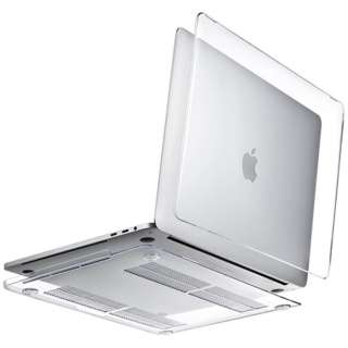 MacBook Pro用ハードシェルカバー(クリア) IN-CMAC13CL