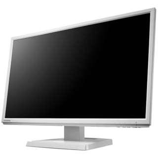 液晶モニター LCD-MF224EDシリーズ ホワイト LCD-MF224EDW [21.5型 /ワイド /フルHD(1920×1080)]