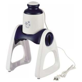 電動かき氷器 「クールリッチ」 D-1350 ホワイト