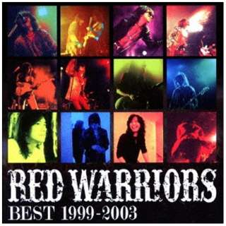 RED WARRIORS/RED WARRIORS BEST 1999-2003 【CD】