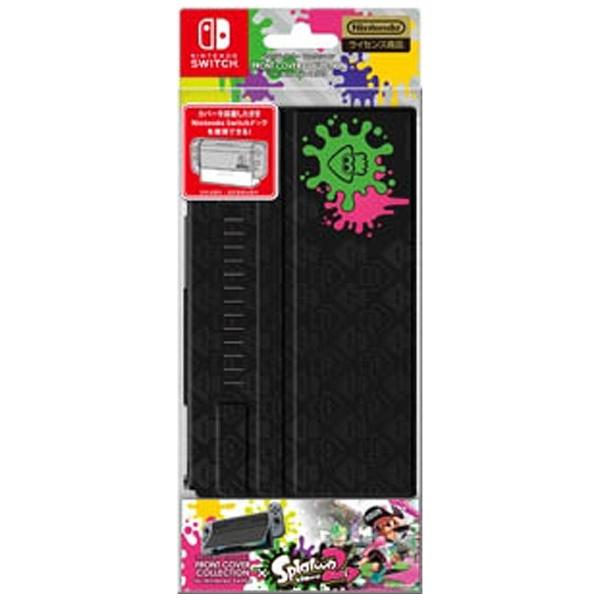 フロントカバーコレクション for Nintendo Switch(スプラトゥーン2) CFC-001-2 [Type-B]