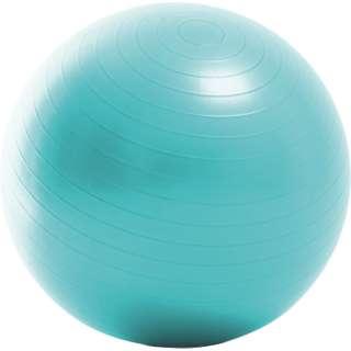 健康グッズ ノンバーストジムボール(φ75cm/アクア)