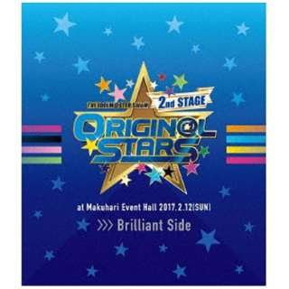 THE IDOLM@STER SideM 2nd STAGE ~ORIGIN@L STARS~ Live Blu-ray 【Brilliant Side】 【ブルーレイ ソフト】