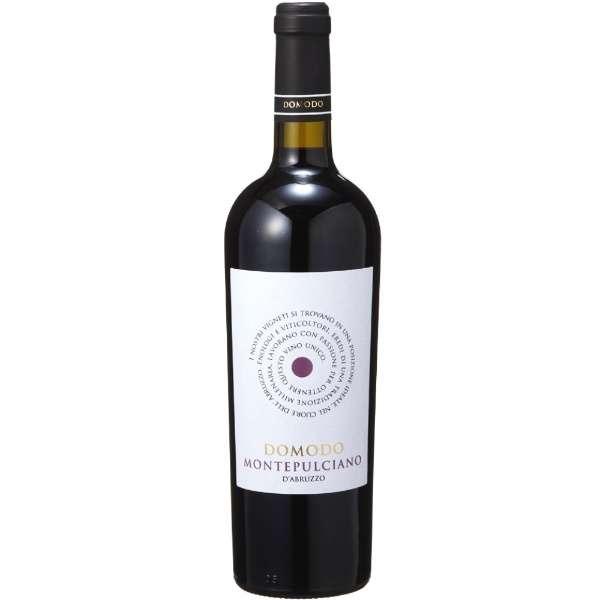 カンティーナ・エ・オレイフィーチョ・ソシアーレ ドモード モンテプルチアーノ・ダブルッツォ 750ml【赤ワイン】
