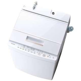 AW-7D6-W 全自動洗濯機 ZABOON(ザブーン) グランホワイト [洗濯7.0kg /乾燥機能無 /上開き]