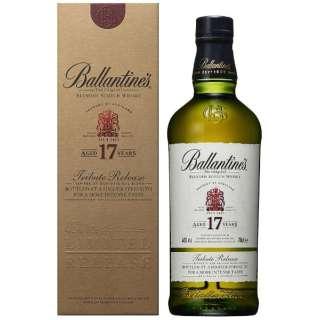 [正規品] バランタイン17年 トリビュートリリース 700ml【ウイスキー】