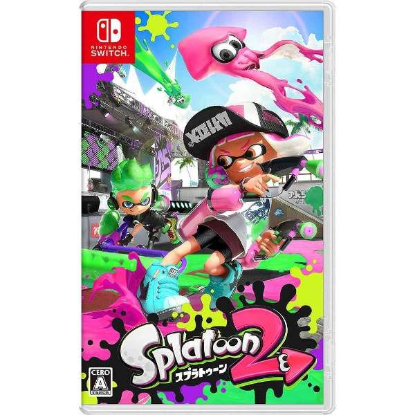 Splatoon 2【Switchゲームソフト】