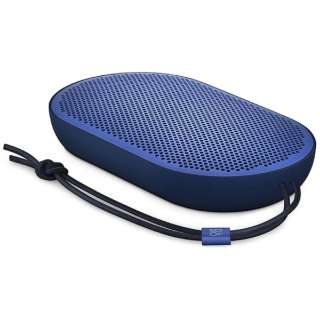 BEOPLAY-P2BLUE ブルートゥース スピーカー ブルー [Bluetooth対応]