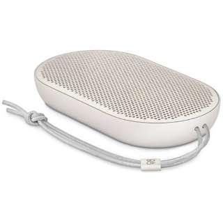 BEOPLAY-P2SANDSTONE ブルートゥース スピーカー サンドストーン [Bluetooth対応]