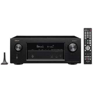AVR-X2400H AVアンプ ブラック [ハイレゾ対応 /Bluetooth対応 /Wi-Fi対応 /ワイドFM対応 /7.2ch /DolbyAtmos対応]