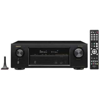 AVR-X1400H AVアンプ ブラック [ハイレゾ対応 /Bluetooth対応 /Wi-Fi対応 /ワイドFM対応 /7.2ch /DolbyAtmos対応]