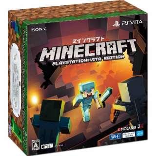 PlayStation Vita (プレイステーション・ヴィータ) Minecraft Special Edition Bundle [ゲーム機本体]