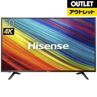 【アウトレット品】 HJ50N3000 液晶テレビ ヘアラインブラック [50V型 /4K対応] 【生産完了品】