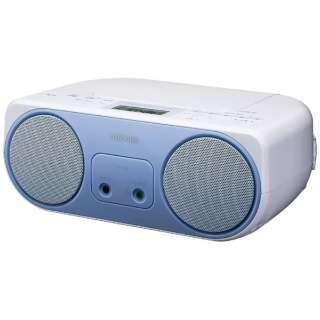 TY-C150 CDラジオ ブルー [ワイドFM対応]
