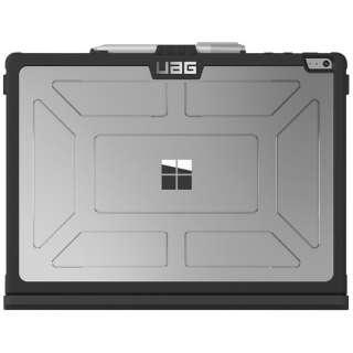 UAG Surface Book(パフォーマンス ベース搭載モデル)用Plasma Case (アイス) UAG-SFBKPB-IC
