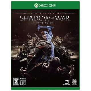 シャドウ・オブ・ウォー【Xbox Oneゲームソフト】
