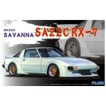 1/24 インチアップシリーズ No.80 マツダ サバンナ SA22C RX-7
