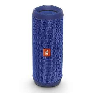 ブルートゥース スピーカー JBLFLIP4BLU ブルー [Bluetooth対応 /防水]