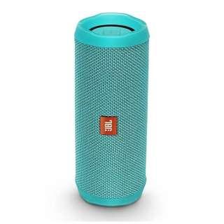ブルートゥース スピーカー JBLFLIP4TEL ティール [Bluetooth対応 /防水]