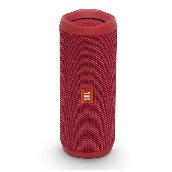 JBLFLIP4RED ブルートゥース スピーカー レッド [Bluetooth対応 /防水]