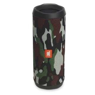 ブルートゥース スピーカー JBLFLIP4SQUAD スクワッド [Bluetooth対応 /防水]
