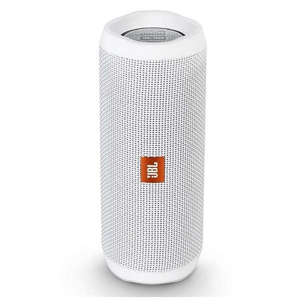 JBLFLIP4WHT ブルートゥース スピーカー ホワイト [Bluetooth対応 /防水]