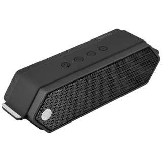 ブルートゥース スピーカー ブラック HarmonyII [Bluetooth対応]