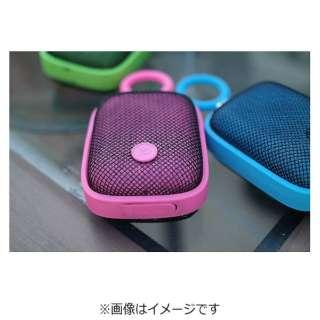BubblePodsPNK ブルートゥース スピーカー ピンク [Bluetooth対応 /防水]