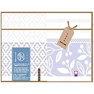 ギフトタオル おり織り(WT2) ブルー