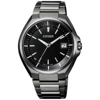 [ソーラー電波時計]アテッサ(ATTESA) 「エコ・ドライブ電波時計 ダイレクトフライト 針表示式」 CB3015-53E