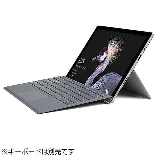 Surface Pro[12.3型 /SSD:256GB /メモリ:8GB /IntelCore i5/シルバー/2017年6月モデル]FJX-00014 Windowsタブレット サーフェスプロ