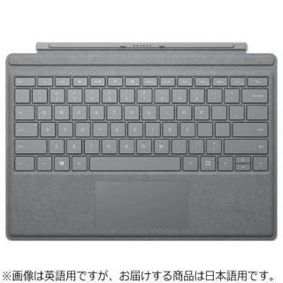 [pure] Signature Type Cover Platinum FFP-00019 for Surface Pro / Surface Pro 4 / Surface Pro 3