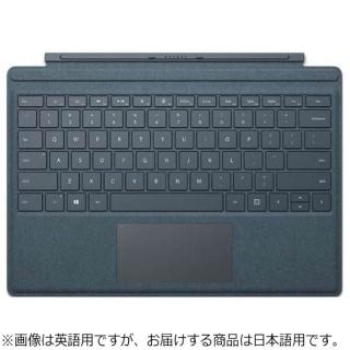 [pure] Signature Type Cover cobalt blue FFP-00039 for Surface Pro / Surface Pro 4 / Surface Pro 3