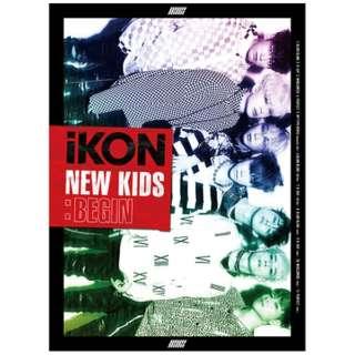 ビックカメラ com - iKON/NEW KIDS:BEGIN(DVD付) 【CD】
