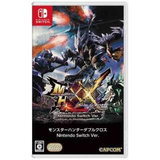 モンスターハンターダブルクロス Nintendo Switch Ver.【Switchソフト】