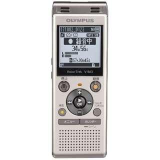 V-863 ICレコーダー Voice-Trek シャンパンゴールド [8GB]