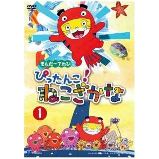 きんだーてれび ぴったんこ!ねこざかな 1 【DVD】