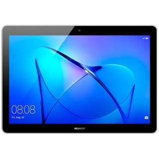 6b5236fd1f AGS-W09 Androidタブレット MediaPad T3 10 スペースグレー [9.6型 /ストレージ: