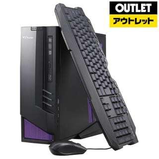 【アウトレット品】 ゲーミングデスクトップPC [Win10 HOME・Core i7・HDD 1TB・メモリ 8GB・GTX970] BC-GTUNEI67G7SP1 【生産完了品】