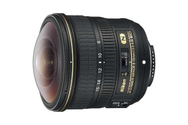 ニコンのカメラレンズおすすめ20選 ニコン AF-S Fisheye NIKKOR 8-15mm f/3.5-4.5E ED