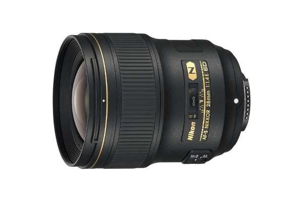 ニコンのカメラレンズおすすめ20選 ニコン AF-S NIKKOR 28mm f/1.4E ED