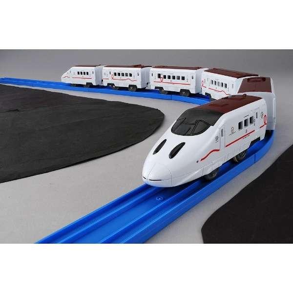 プラレール いっぱいつなごう新800系新幹線6両編成セット