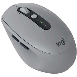 M590MG マウス ミッドナイトグレイ トーナル [レーザー /7ボタン /USB /無線(ワイヤレス)]