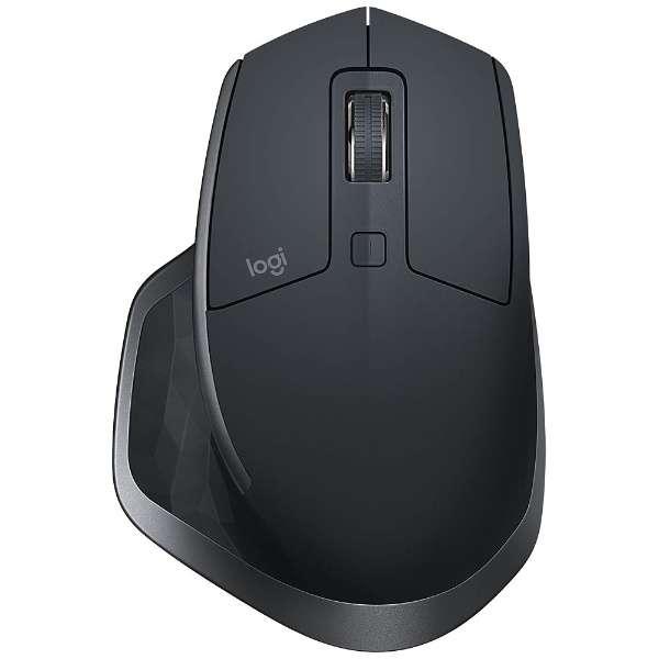 MX2100sGR マウス MX MASTER 2S グラファイト コントラスト [レーザー /7ボタン /USB /無線(ワイヤレス)]
