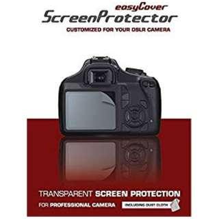 液晶スクリーンプロテクター (キヤノン EOS 7D用・2枚+クロス入り) PRO7D[生産完了品 在庫限り]