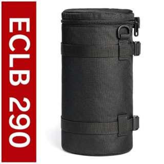 イージーカバー レンズバッグ(ブラック) ECLB290